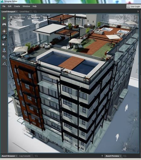 Autodesk Pushes the Boundaries of BIM in the Evolution of the Architect (Part II) | BIM WORLD | Scoop.it