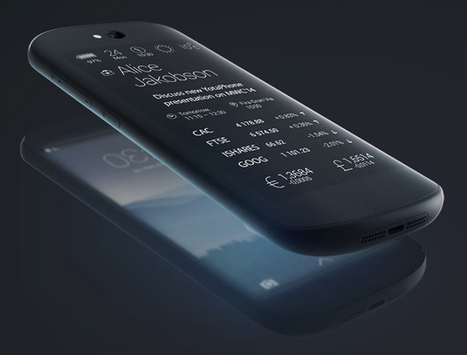 Dual-screen YotaPhone has a second shot at greatness | Nerd Vittles Daily Dump | Scoop.it