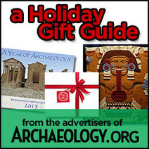 Archaeology Magazine's Top 10 Discoveries of 2012 | Archaeology News | Scoop.it