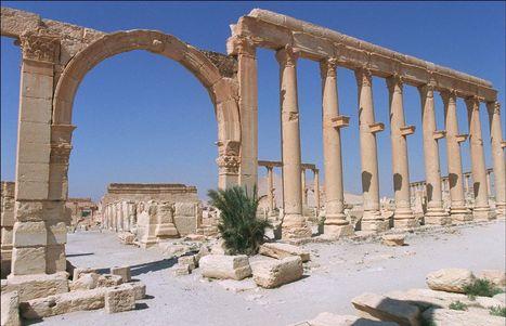 Une start-up française va relever Palmyre de ses ruines | Clic France | Scoop.it