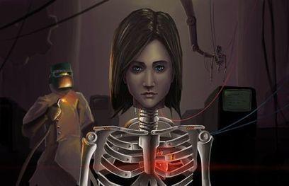 A sombra de Isa | Ficção científica literária | Scoop.it
