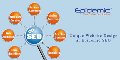 5 Golden Rule to Design a Successful Mobile Friendly Website | Epidemic SEO | Scoop.it
