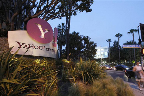 Yahoo to Users: No More Signing in with Google or Facebook | TIME | meaningtheweb | Scoop.it