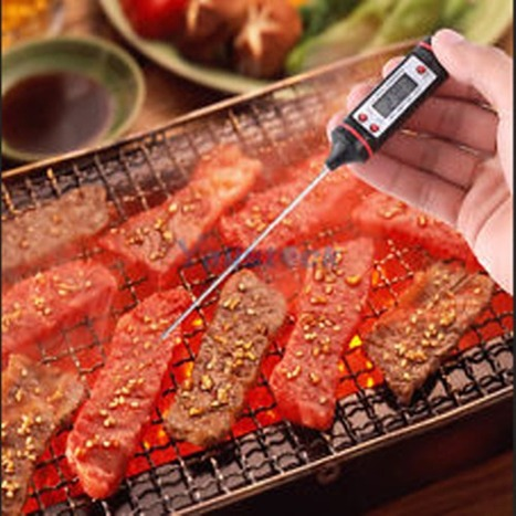 Meat Thermometers For Grilling via @Flashissue | Cool Finds From Cyberspace | Scoop.it