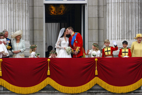 Retour sur le mariage royal | Epic pics | Scoop.it
