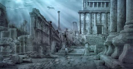Sous les pierres : l'Atlantide ? | HISTOIRE LÉGENDAIRE | Scoop.it