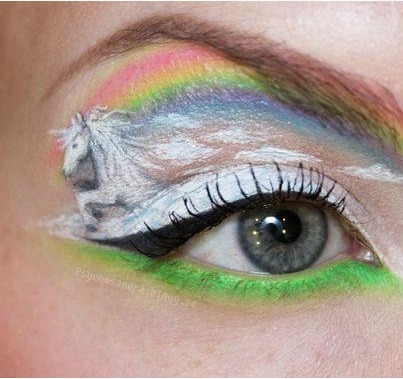 make up art/2 | the different types of Art | Scoop.it