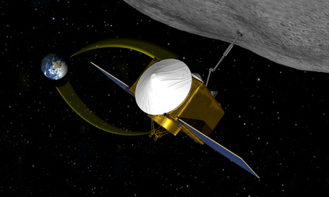 MDA Wins Contract to Build Mapping System for Asteroid Sample Return Mission   More Commercial Space News   Scoop.it