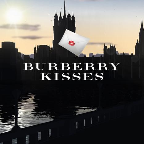 Burberry Kisses | Ecriture mmim | Scoop.it