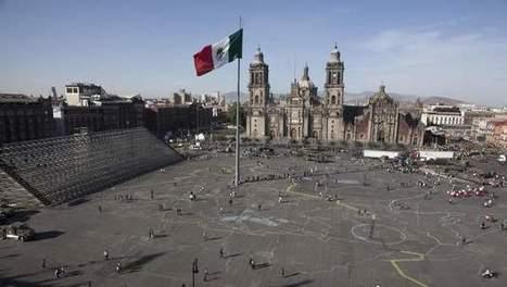 Les restes d'une offrande humaine découverts dans le Grand Temple de Mexico   Aux origines   Scoop.it