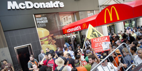 You're Secretly Subsidizing A Fast Food CEO's Million-Dollar Salary | Sustain Our Earth | Scoop.it