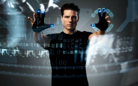 Google Smart Gloves can see and feel for you. Patent granted! | V_AR | Scoop.it