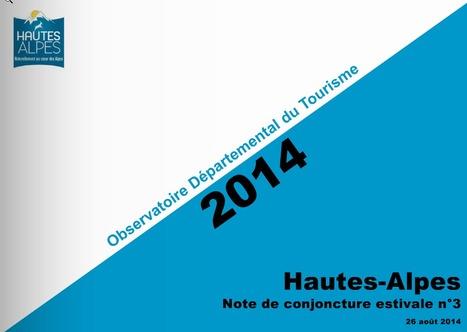 Résultats de la troisième vague d'enquête de conjoncture estivale 2014 ! | Les Hautes-Alpes en chiffres | Scoop.it
