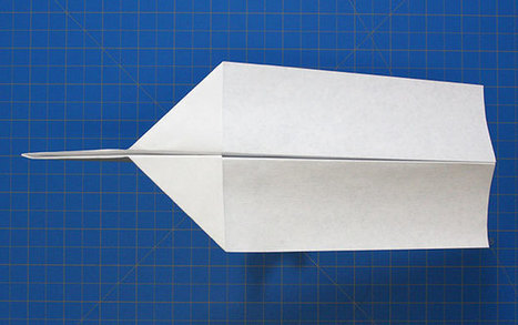 Fold N Fly ✈ The Basic   Paper Planes   Scoop.it