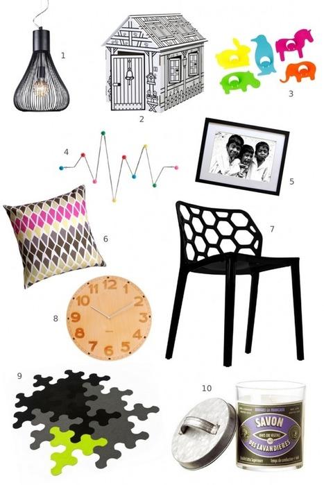 Gagnez votre objet préféré chez L'usine à Design ! | décoration & déco | Scoop.it