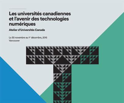 Les universités canadiennes et l'avenir des technologies numériques - rapport - Universités au Canada | Les TIC comme stratégie d'enseignement - apprentissage | Scoop.it