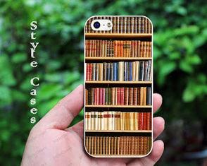 Ốp lưng cho iphone 6 - Case iphone 6s in hình thư viện sách   Bao da ốp lưng điện thoại giá rẻ   Scoop.it