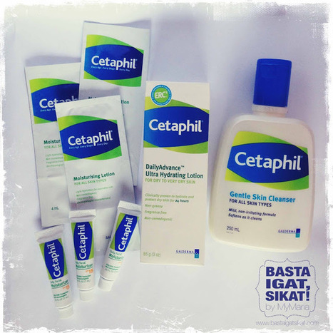 Share Your Blessings Cetaphil Giveaway for September 2013 ~ Basta Igat, Sikat! by MyMaria | INSPIRED | Scoop.it