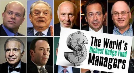 En un mundo sin crecimiento y tasas de interés negativas, los Hedge Fund Managers  son anacrónicos dinosaurios en extinción | La R-Evolución de ARMAK | Scoop.it