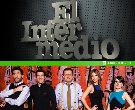 En Espagne, le JT le plus regardé est un journal satirique   DocPresseESJ   Scoop.it