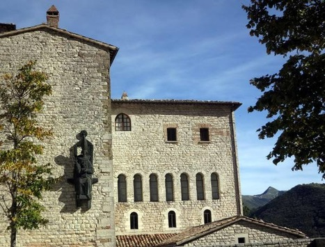 Exploring Monasteries in Central Italy | Le Marche another Italy | Scoop.it