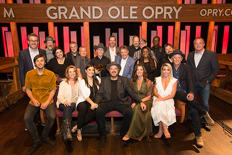In Pictures: Vince Gill Celebrates 25th Anniversary As Opry Member | Country Music Today | Scoop.it