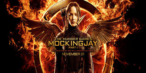 REVIEW: The Hunger Games: Mockingjay-Part 1 | Screen Beanz | Digital ExPRESSion | Scoop.it