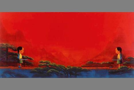 Sotheby's Hong Kong presents its Contemporary Asian Art Autumn Sale 2013   Art   Scoop.it
