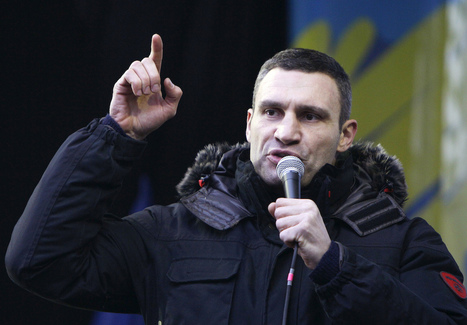 'Dr. Ironfist' and the Other Who's Who of Ukraine's New Revolution | L'Ukraine se bat pour l'Europe | Scoop.it