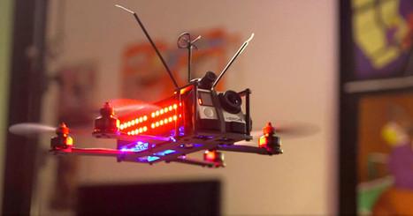 Carreras de drones: así está naciendo un nuevo y espectacular deporte tecnológico | Uso inteligente de las herramientas TIC | Scoop.it