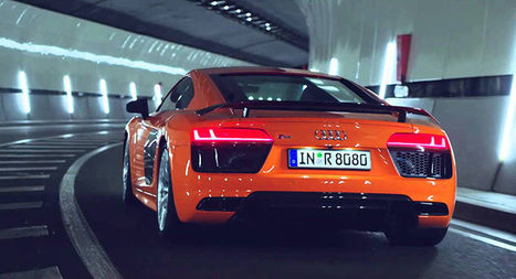 All-New Audi R8 Ready To Mesmerize In Latest Spot - Carscoops (blog) | SJB Autotech News | Scoop.it