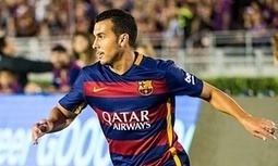 Sergio Busquets hints Pedro may leave Barcelona for Manchester United - The Guardian | AC Affairs | Scoop.it