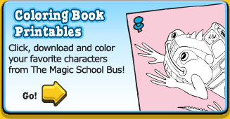 The Magic School Bus | Games and Activities | Scholastic.com | Elementary Education Scoop | Scoop.it