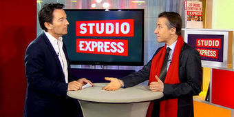 Découvrez la nouvelle formule de L'Express 24 heures avant son lancement en kiosque | Les médias face à leur destin | Scoop.it