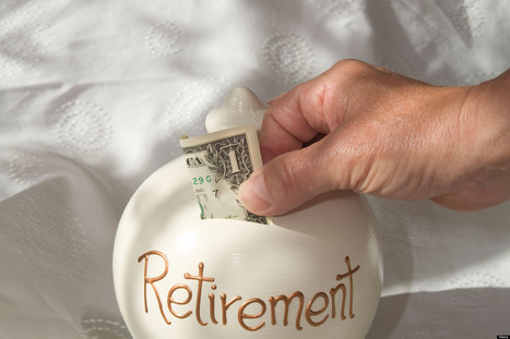 5 Steps To Boost Your Retirement Savings - Huffington Post | Checking, Savings, Mortgage | Scoop.it