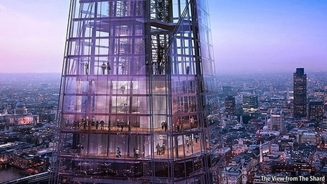 The View from The Shard: If you build it, they will come | Cultura de massa no Século XXI (Mass Culture in the XXI Century) | Scoop.it