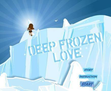 Deep Frozen Love games - Frozen games | Donald Duck Games | Scoop.it