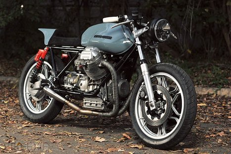 Revival Cycles Moto Guzzi | Cafe Racers | Scoop.it