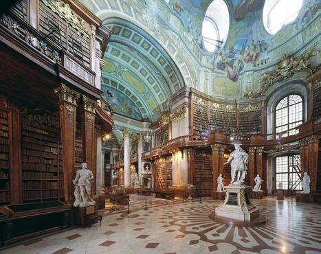 Las 30 bibliotecas más espectaculares del mundo | blogdeirene | Scoop.it