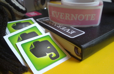 Evernote's Freshly Minted COO Linda Kozlowski Is Leaving The Company | Evernote, gestion de l'information numérique | Scoop.it