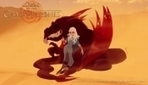 Illustrator Reimagines 'Game Of Thrones' Characters In The Style Of Disney - DesignTAXI.com | Vectors | Scoop.it