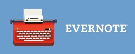 Evernote per Freelance: Organizza il Lavoro in 4 Mosse   Copywriter Freelance   Scoop.it