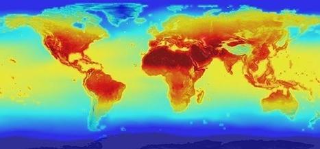 La NASA met à disposition un ensemble de données sur les prévisions mondiales du changement climatique jusqu'à 2100 | Développement durable et efficacité énergétique | Scoop.it