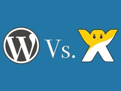 WordPress Vs. Wix - Comparaison entre 2 logiciels de référence | Communication pour TPE - PME | Scoop.it