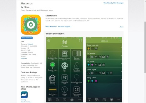 Hesperus App Is A Powerful Automation Tool For Your Home Appliances | GoToWebsites | Scoop.it