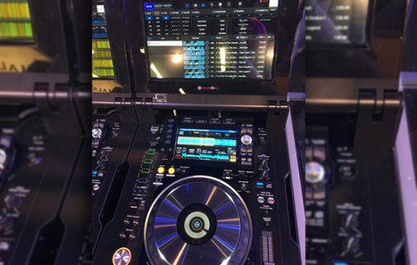 Pioneer Shows Prototypes of CDJ-Tour1 + DJM-Tour1 With Built-In Rekordbox DJ | DJing | Scoop.it