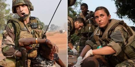Guerre d'images: l'opération Sangaris vue par l'AFP et par l'Armée française | Intervalles | Scoop.it
