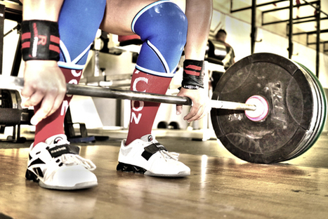Why Olympic Weightlifting Shoes Matter – Tabata Times | Beastly ... | Crossfit | Scoop.it