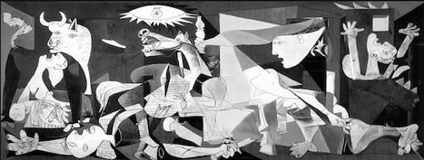 Guernica, Picasso e l'interpretazione del quadro | Strange Art | Capire l'arte | Scoop.it