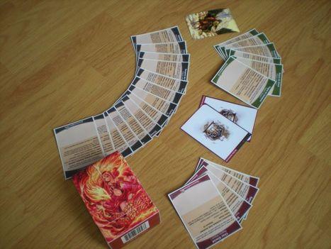 Power Card Creator, pour D&D 4 | Jeux de Rôle | Scoop.it